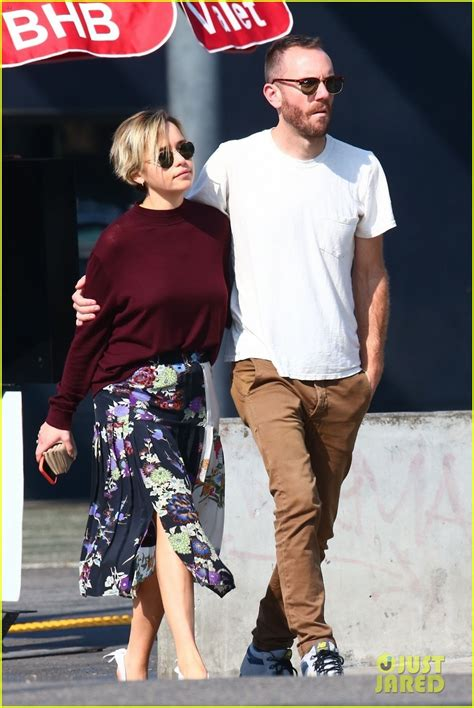 Who is emilia clarke dating right now? Emilia Clarke & New Boyfriend Charlie McDowell Look So Cute Together!: Photo 4180959   Charlie ...