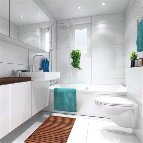 Modern Bathroom Layout by Optimal Usage Of Space And Items For Small Bathroom Ideas