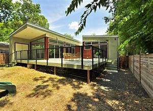 modular modern green homes : Modern Modular Home