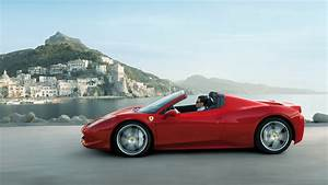 2013 Ferrari 458 Spider Wallpapers & HD Images - WSupercars