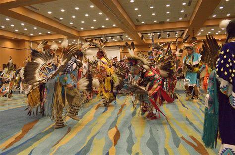 shoshone bannock tribes start work   casino expansion