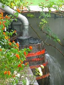 Gewächshaus Bewässerung Mit Regenwasser : regenwasser f r den garten speichern mein sch ner garten ~ Eleganceandgraceweddings.com Haus und Dekorationen