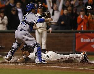 Beat LA – SF Giants Photos