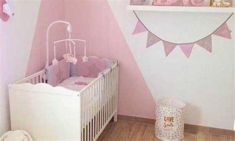 peinture chambre bebe rose  gris idees de tricot gratuit