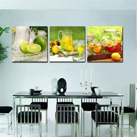 deco murale cuisine accueil cuisine décoration toile moderne peinture murale