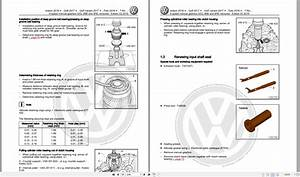 Volkswagen Polo New 2018 Workshop Manual - Homepage