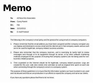 Email Template For Word Memo Template Word Business Memo Template One Platform