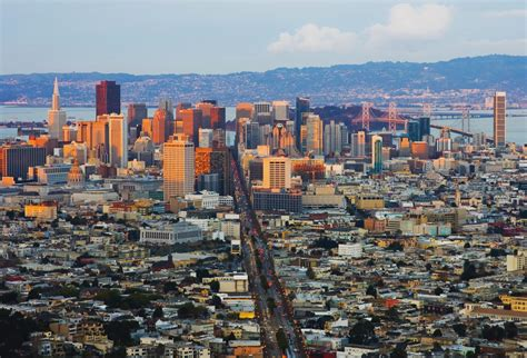 San Francisco San Francisco Wallpapers Hd