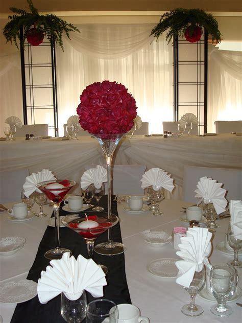 Martini Vase Centerpieces Vases Sale
