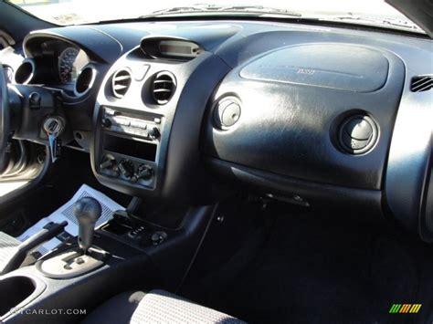 2003 Mitsubishi Eclipse Dashboard by 2003 Mitsubishi Eclipse Spyder Gs Midnight Dashboard Photo