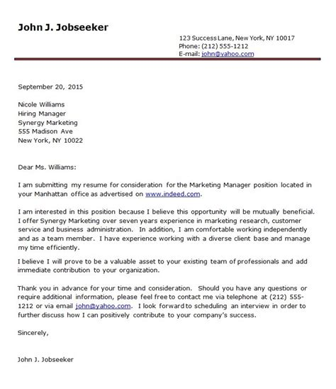 standard letter template word business english themes