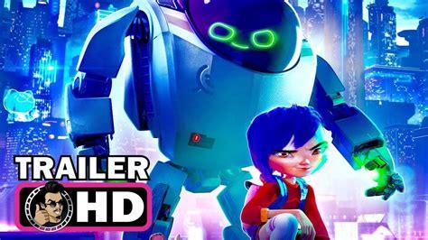 Next Gen Trailer (2018) Netflix