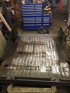 Bed Floor Rust Repair