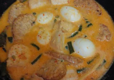 The description of resep sambal tempe kacang panjang sedap app. Resep Kari Pedas Kacang Panjang & 3T (telor,tempe,tahu) oleh Rahma Bule - Cookpad
