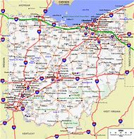 Best Map of Ohio - ideas and images on Bing | Find what you\'ll love