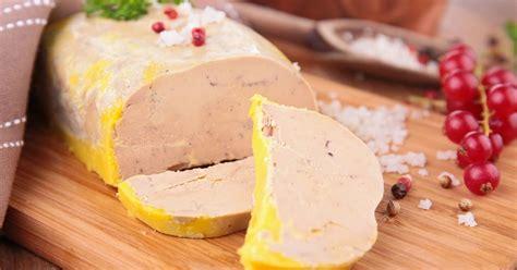 cuisiner chou cuit recette terrine de foie gras mi cuit 750g