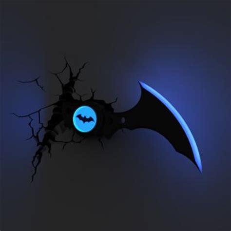 buy novelties comic material dc 3d light batman