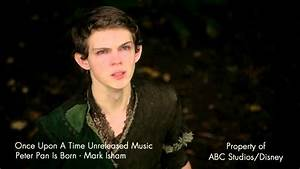 Once Upon A Time Unreleased Music - Peter Pan Is Born ...  Peter