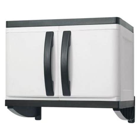 Home Depot Plastic Garage Storage Cabinets by Storage Cabinets November 2016