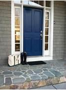 Navy Blue Front Door Paint by 17 Best Ideas About Navy Front Doors On Pinterest Blue Front Doors Front D