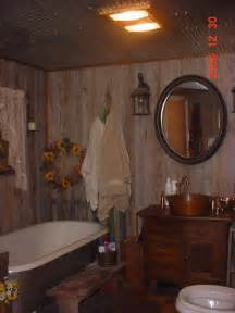 Country Western Style Bathrooms