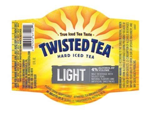 twisted tea light twisted tea brewing company cincinnati ohio 45214