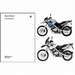 2000  Dakar Reprom Service Repair Manual