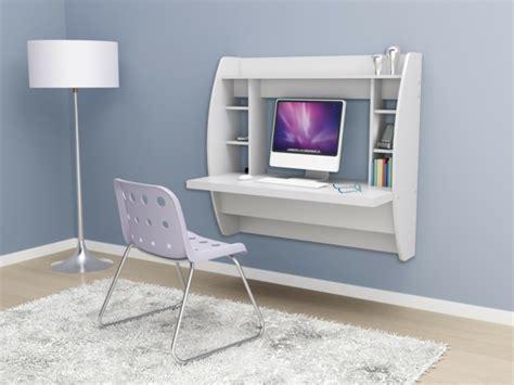 petit bureau moderne designs uniques de bureau suspendu archzine fr