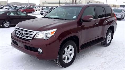 pre owned  lexus gx  premium package review youtube