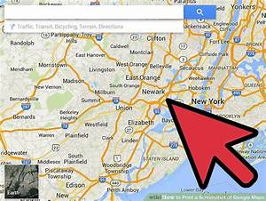 How To Print A Screenshot Of Google Maps  6 Steps  With