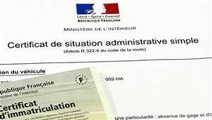 Transfert Carte Grise : certificat de non gage gratuit en ligne carte grise france ~ Medecine-chirurgie-esthetiques.com Avis de Voitures