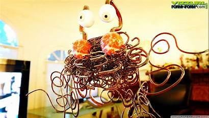 Spaghetti Monster Flying Rate Phone