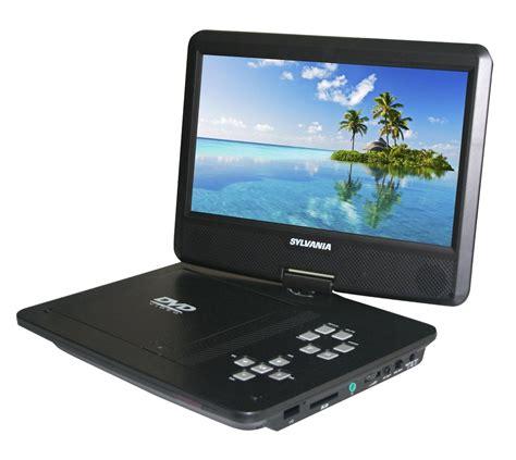 portable player sylvania sdvd1048 10 inch portable dvd player