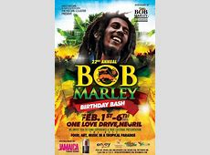 Come To Jamaica Bob Marley Birthday Bash Negril 2014