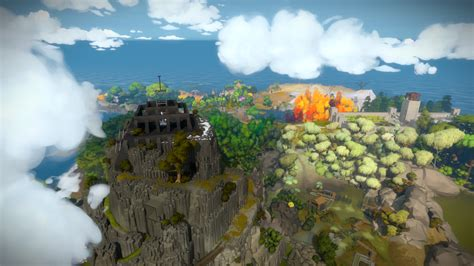 7 hd the witness wallpapers