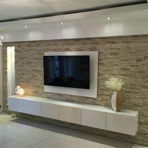 Wohnzimmer Ideen Tv Wand by Tv Wand Wohnen Wohnzimmer Salons Und