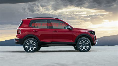 ford baby bronco renders  speculation  specs