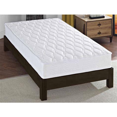 walmart size mattress dorel home 6 quot size futon mattress colors