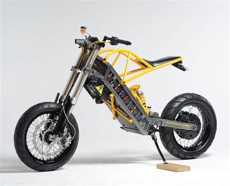 ExoDyne Electric Motorcycle
