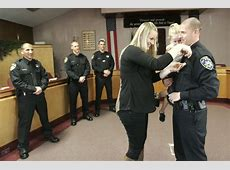 Four officers join Napa police