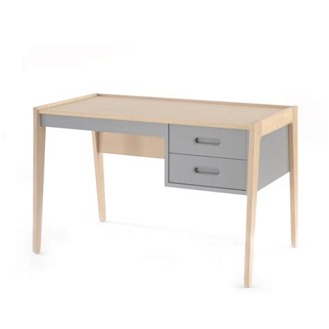 bureau gris blanc bureau gris universal gris bureau 3 tiroirs bureau syra