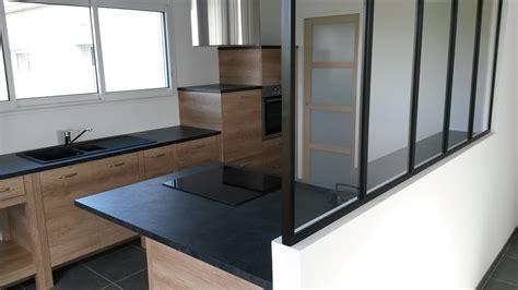 cuisine bois et noir cuisine moderne noir et bois fp99 jornalagora