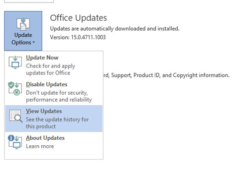 Office Version Numbers by Office 365 Pro Plus Version Numbers Risual