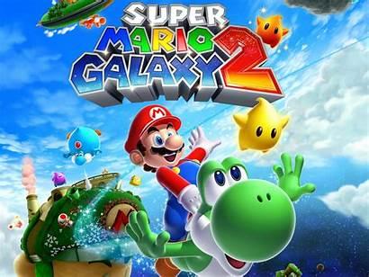 Mario Super Galaxy Wallpapers Resolutions Normal