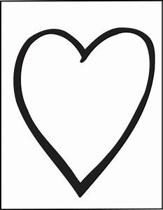 Simple Heart Drawing - Cliparts.co