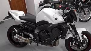 2010 Yamaha Fz1 N Fazer 1000