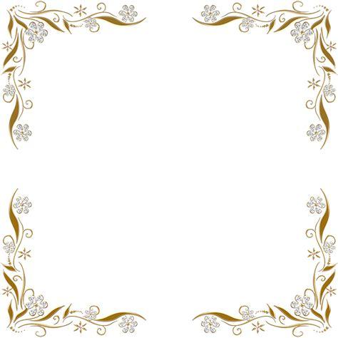 corner frames golden floral corners frame 2 by paw prints designs on deviantart framed pinterest corner