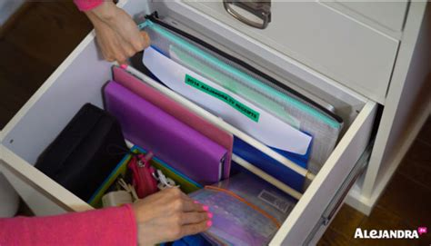 desk drawer organizer ideas most organized home in america part 2 by