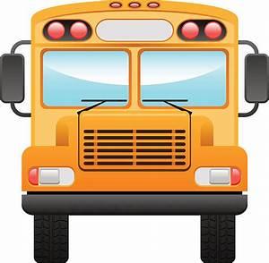 Royalty Free School Bus Bus Clip Art Front View Clip Art ...