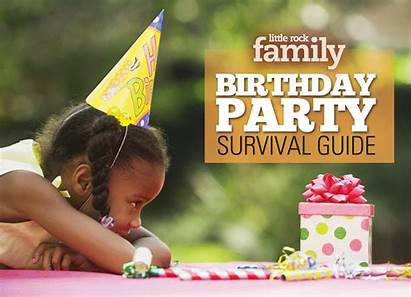 Party Birthday Survival Guide Supplies Venues Planners